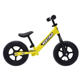 Vertigo Løbecykel i Metal, Gul
