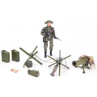 Marine Deluxe Action Figur Delux Pakke 30,5cm