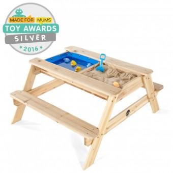 Plum Surfside Træ Sand og vand bord / spisebord