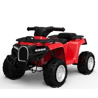 EL Børne ATV, Rød