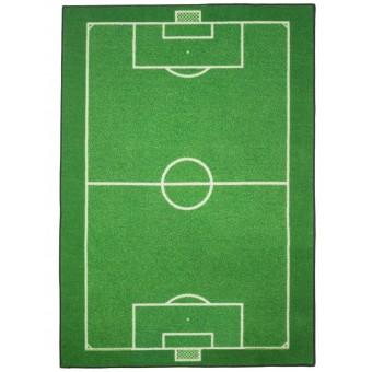 Fodbold Bane tæppe 133x95