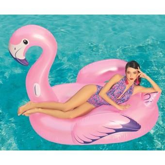 Badedyr Fashion 'Flamingo Luxury' 173 x 170 cm