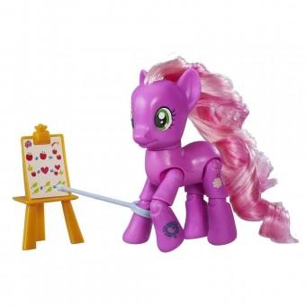 My Little Pony Equestria 'Poseable' Cheerilee Teaching