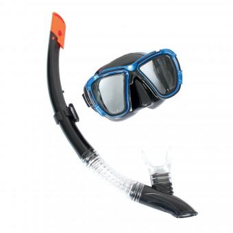 Hydro-Pro Dykkersæt 'BlackSea' (Maske + Snorkel) 14+
