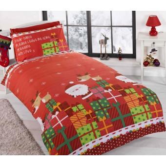 Jule Sengetøj - Kære Julemand