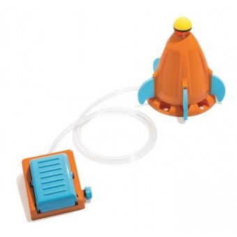Vandsprinkler raketkanonsprinkler'