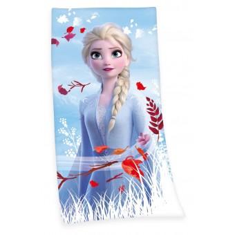 Disney Frost 2 Badehåndklæde - 100 procent bomuld