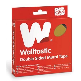 Walltastic dobbeltklæbende tape til tapet