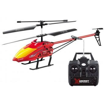 Fjernstyret Helikopter med Gyro 2.4G