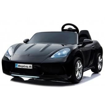 Super Sportscar XL 24V Elbil til Børn m/180W Brushless motor og lufthjul