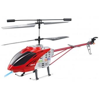 Fjernstyret Helikopter med Gyro 89cm