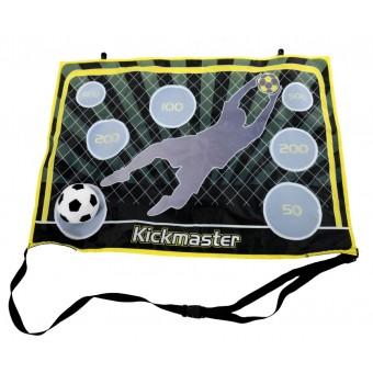 Kickmaster Indendørs fodboldmål m/velcro