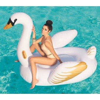 Badedyr Fashion 'Svane Luxury' 231 x 150 cm
