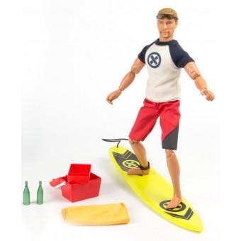 Surfer Action Figur med tilbehør 30,5cm
