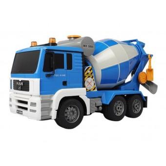 Fjernstyret Cementblander Lastbil 1:20 2.4G