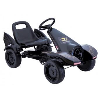 MegaLeg Pedal Gokart Batkarting børn 3-8 år