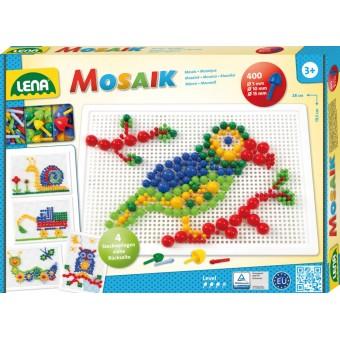 Lena Mosaic Perlesæt Mix Pakke 400