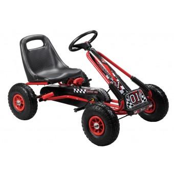 MegaLeg Pedal Gokart AirPower til børn 3-8 år