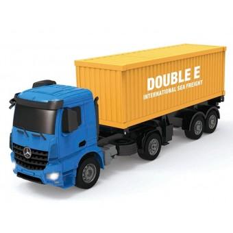 Mercedes-Benz Aroce Fjernstyret Lastbil med container 1:20 2.4G