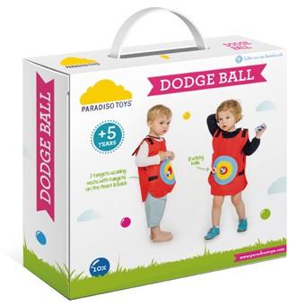 Stikbold / Dødbold sæt for 2 spillere