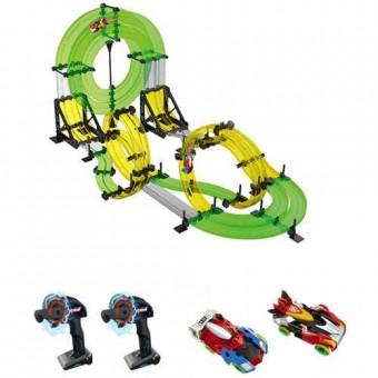 Autoflier 3D Dual Racerbane 860 cm m/2 biler