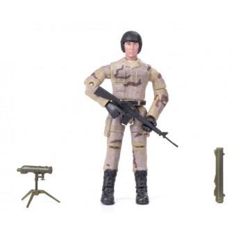 World Peacekeepers 1:18 Militær actionfigur Singepack 2C
