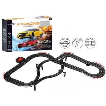 Fast & Control Racerbane til børn 470cm 1:64