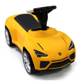 Lamborghini Urus Gåbil m/lædersæde