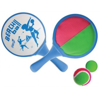 Strand Tennis 'Velcro' m/2 bolde