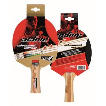 Sport1 Bordtennis Bat Advanced Serie 'Active' (2 stjerner)