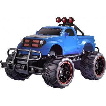 Fjernstyret Monster Truck Off-Road 1:20 Blå