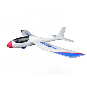 AirGlider m/LED Lys - Swan Glider, Kastefly