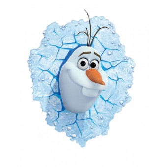 Phillips Disney Frozen Olaf 3D Lampe