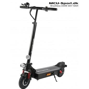 MCU-Sport Lovligt EL Løbehjul - Brushless 350W 36V 10AH