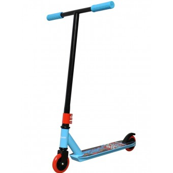 Extreme Trick Løbehjul 6.0 Blå/Orange