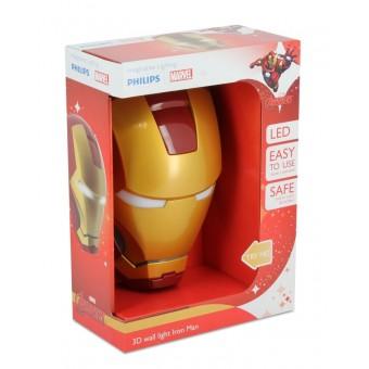 Phillips Marvel Ironman 3D Lampe