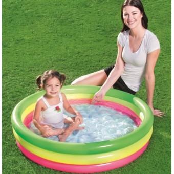 Badebassin 102x25 cm 'Sommer pool'