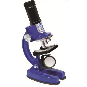 Mikroskop til Børn 100/200/450X (23 dele)