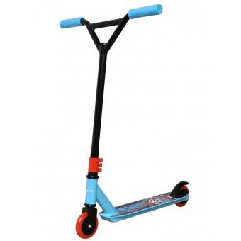 Extreme Trick Løbehjul 6.5 Blå/Orange