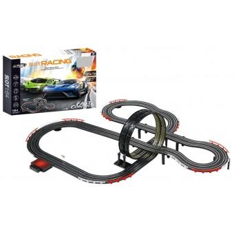 Fast & Control Racerbane til børn 730cm 1:64