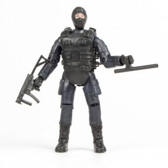 S.W.A.T. Action Figur Model A 1:18