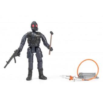 S.W.A.T. Action Figur Model B 1:18