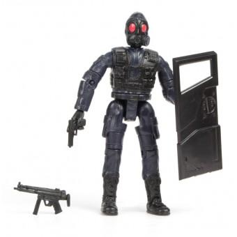 S.W.A.T. Action Figur Model D 1:18