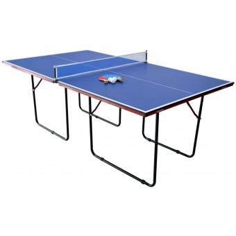 MegaLeg Bordtennis bord Junior Klap sammen (3/4 størrelse)