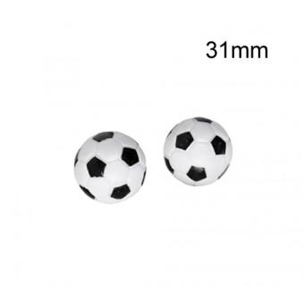 MegaLeg Bordfodbold 32mm Bolde, 2stk.