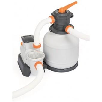 Bestway Flowclear Sandfilter Pumpe 7751L