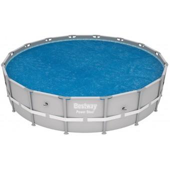 Bestway Solar Pool overdækning 457-488 cm