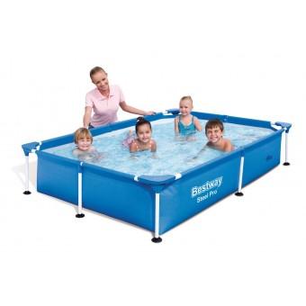 Steel Pro Splash pool 2.21m x 1.50m x 43cm