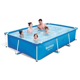 Steel Pro Deluxe Splash pool 2.59m x 1.70m x 61cm
