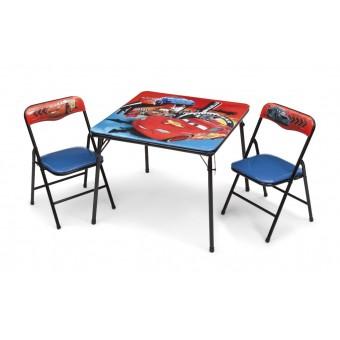 Disney Biler / Cars McQueen bord og stole